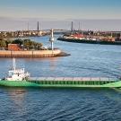 Elbe Hafeneinfahrt 3