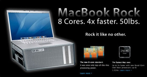 Macbook Rock