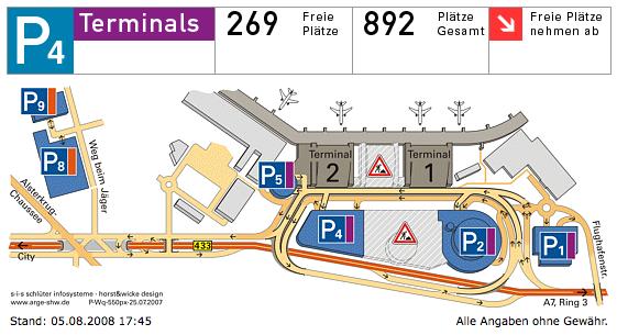 AIRPORT HAMBURG PARKEN PREISE