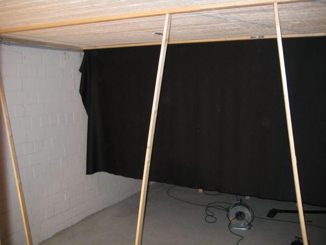 heimkino decke bespannen neunzehn72. Black Bedroom Furniture Sets. Home Design Ideas