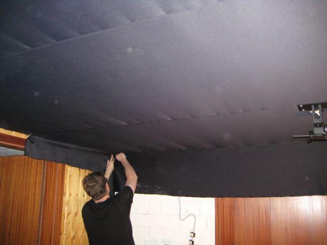 76 wohnzimmerdecke bespannen renovieren sie ihre. Black Bedroom Furniture Sets. Home Design Ideas