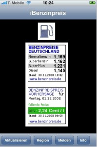 ibenzinpreis