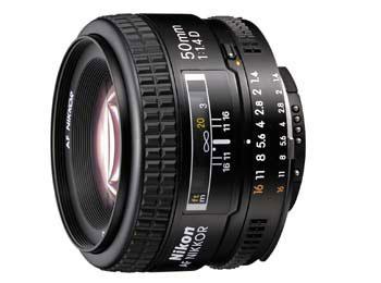 Nikon AF 50mm f/1,4 d