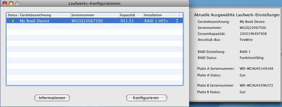 Kurz-Test] WD MyBook Studio Edition II 2TB | Neunzehn72