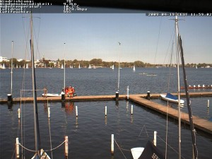 Alster Wetter Webcam