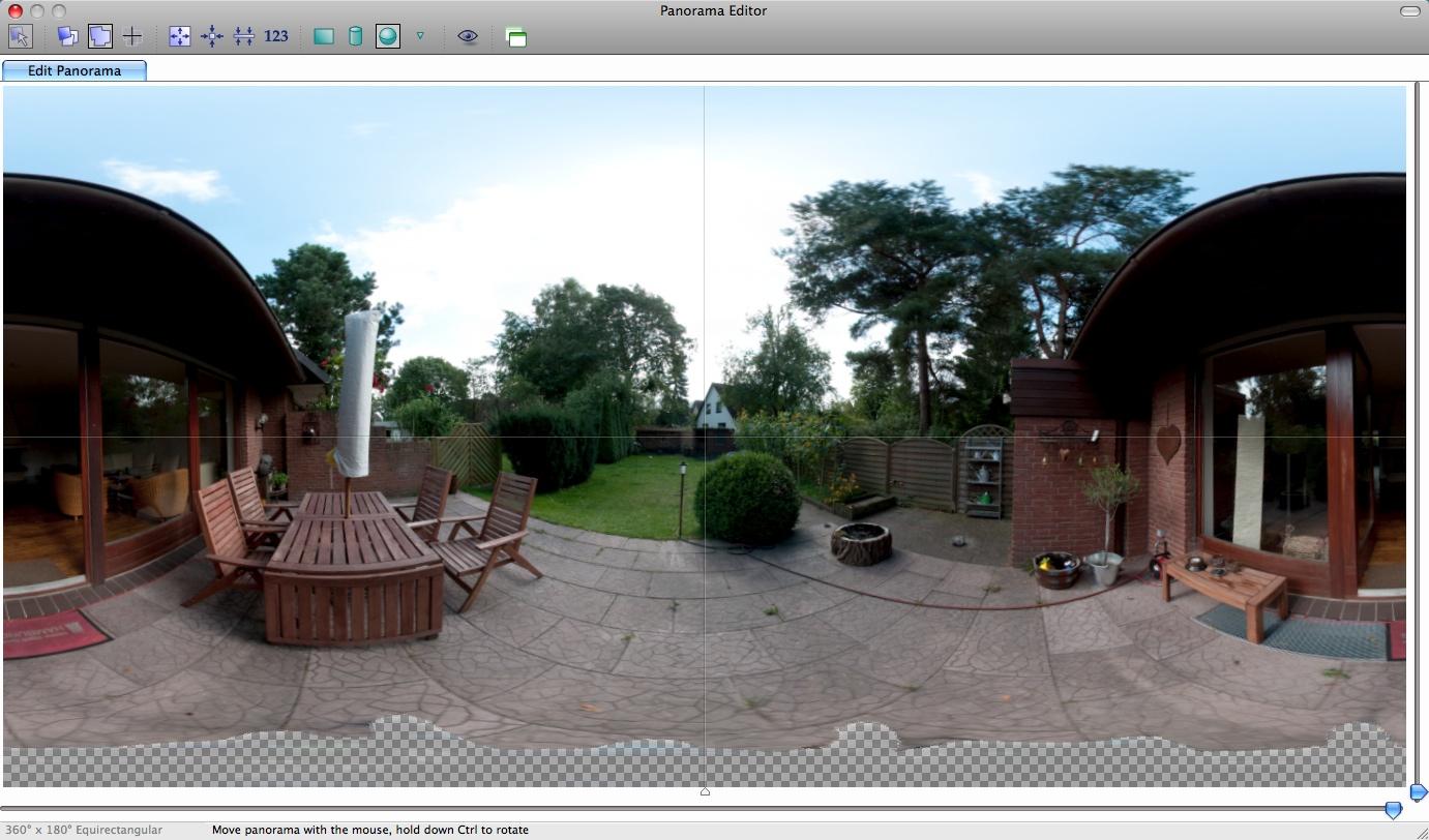 PTGui Viewpoint Tutorial – Nadirbild in Panorama perfekt einsetzen