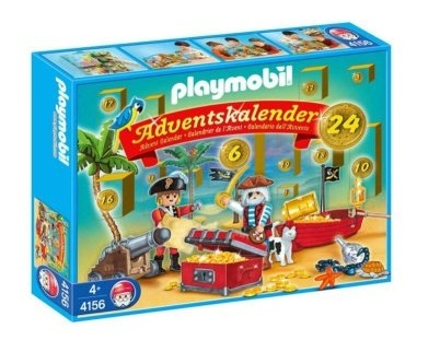 playmobil adventskalender piraten