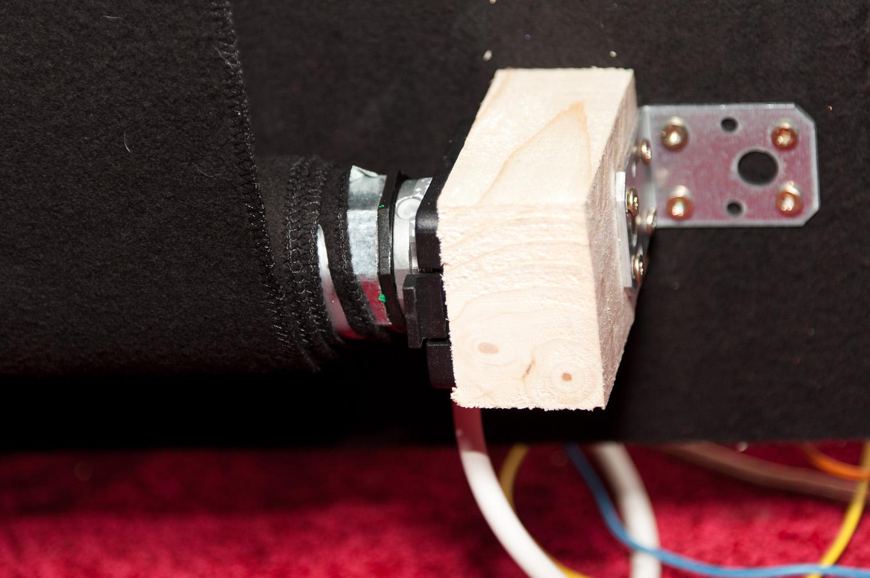variable leinwand maskierung f r 39 s heimkino ist fertig. Black Bedroom Furniture Sets. Home Design Ideas