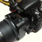 Nikon D800 und PC-E 45mm f/2.8