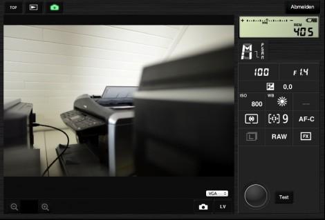 Nikon-D4-HTTP-Server