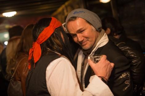 Luca Maric und Jack Sparrow