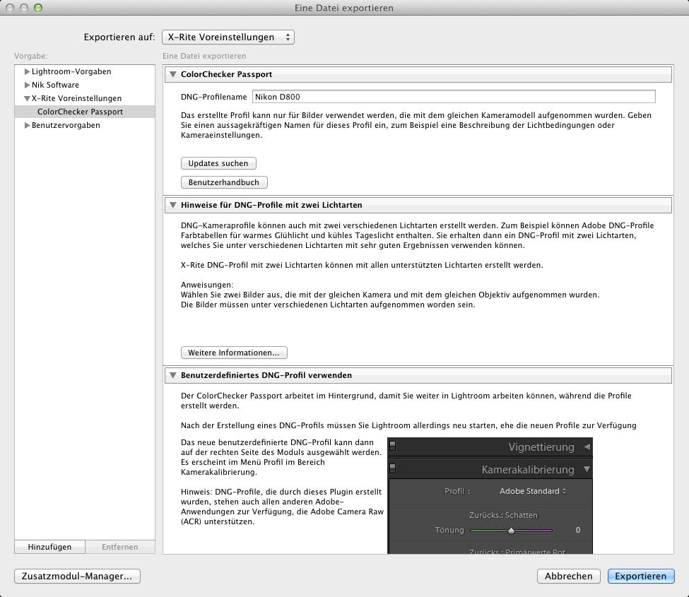 Adobe DNG Profiles and Profile Editor - Luminous Landscape