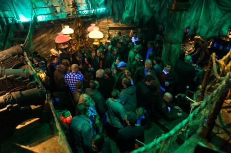 Pyrates Bar Eröffnungsparty