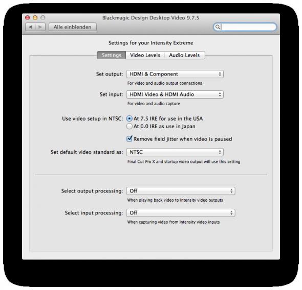 Blackmagic Design Desktop Video 9.7.5