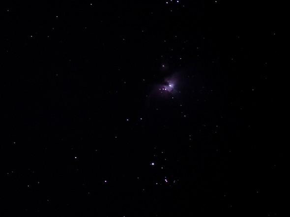 Orion-Nebel
