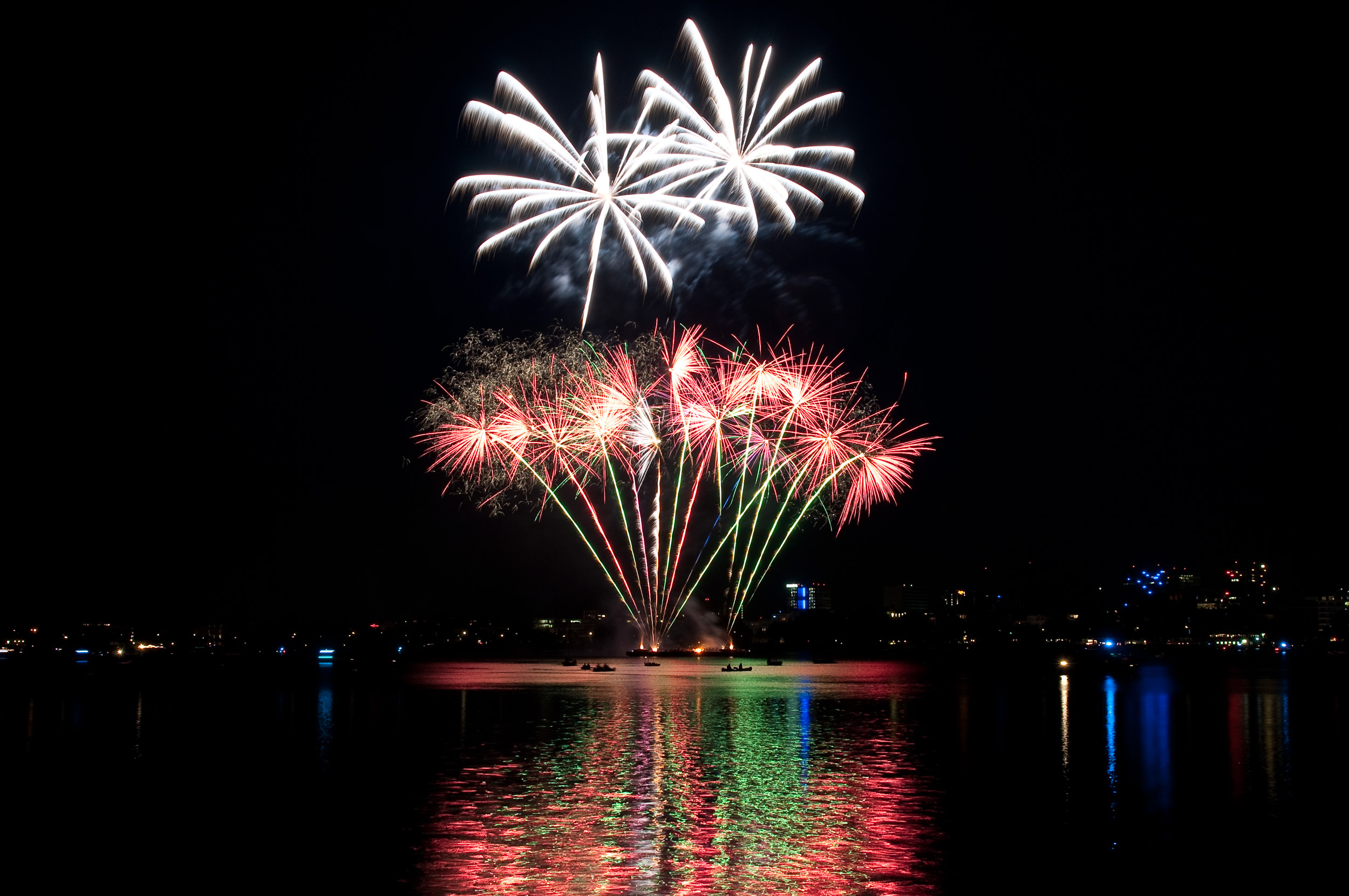 8 Tipps um Feuerwerk zu fotografieren