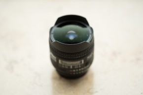 16 mm Fisheye Nikon