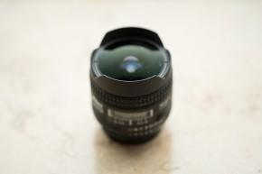16 mm Fisheye Nikon