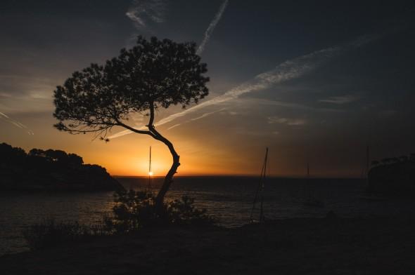 Sonnenaufgang-10-1-400 Sek. bei f - 7,1 ISO 100