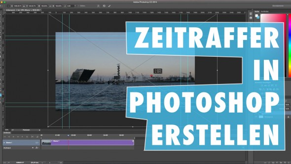 YT-Zeitraffer-Photoshop