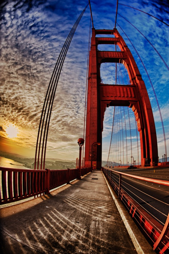 Golden Gate HDR Extreme