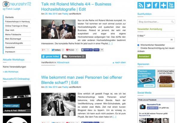 Neunzehn72-Blog