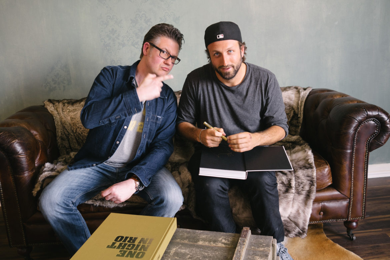 talk mit paul ripke 4 4 one night in rio und mmxiv. Black Bedroom Furniture Sets. Home Design Ideas