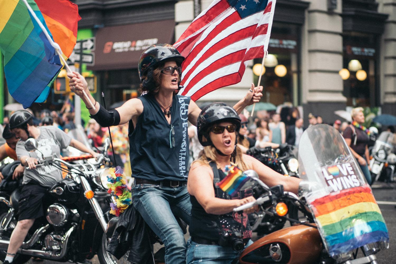 ny gay pride parade
