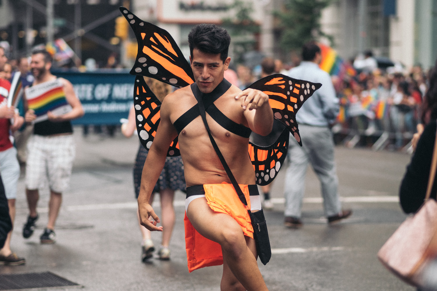 from Miguel gay in ny pride