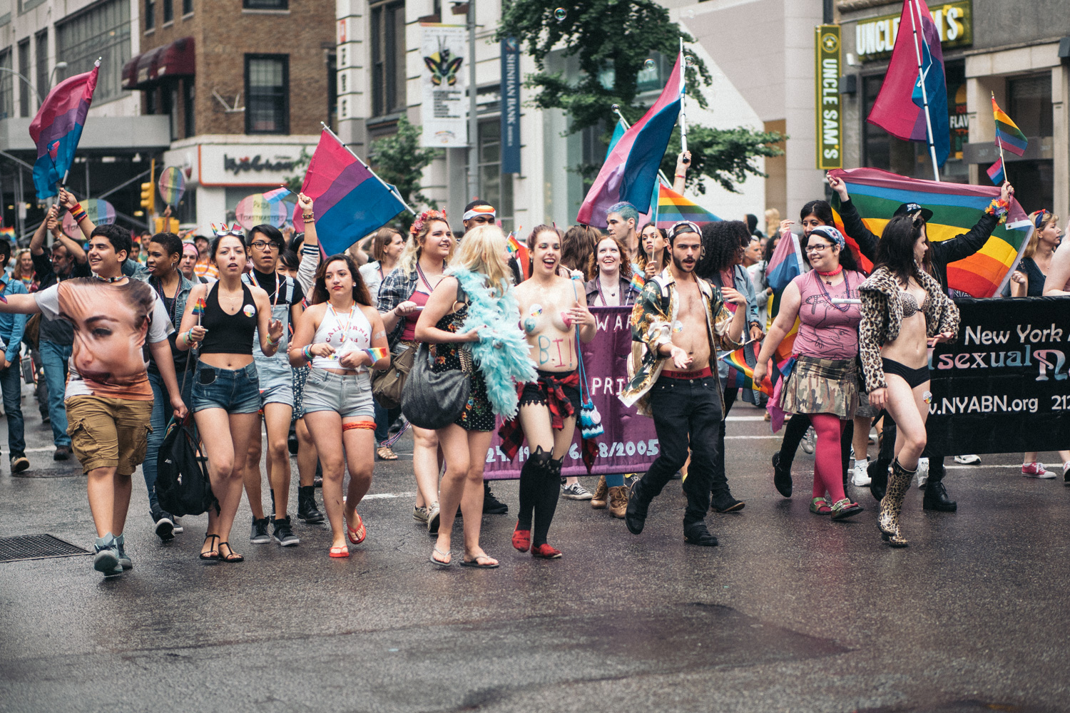 New york gay pride started