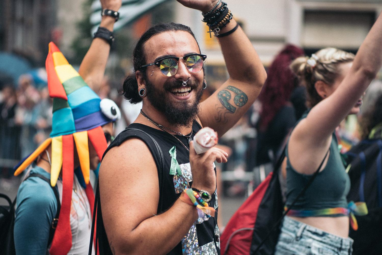 from Marley gay parade new york 2005