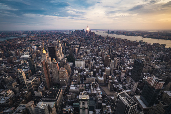 Skyline-New-York-Empire-State-Building