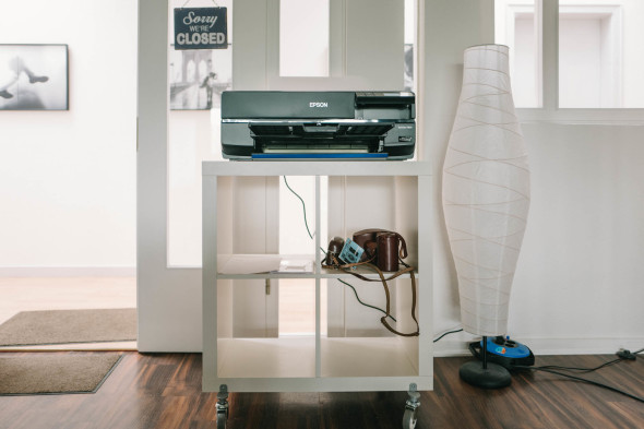Epson SC-P800 auf IKEA