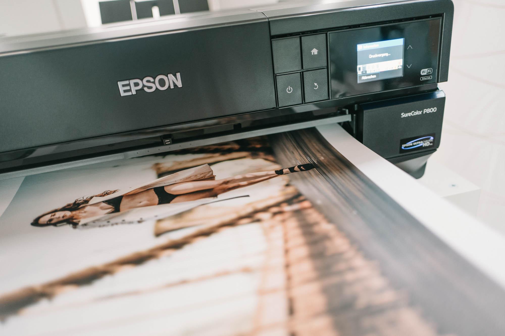 Epson sc p800 test einrichtung papier neunzehn72 - Farben test farbtyp einrichtung ...