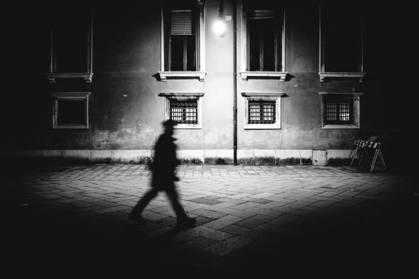 Venedig Streetfotografie - LEICA Q (Typ 116) 1-15 Sek. bei f - 1,7 ISO 800