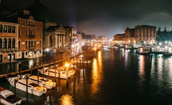 Venedig Panorama - L1070260-Pano-LEICA Q (Typ 116) 6,0 Sek. bei f - 5,6 ISO 100