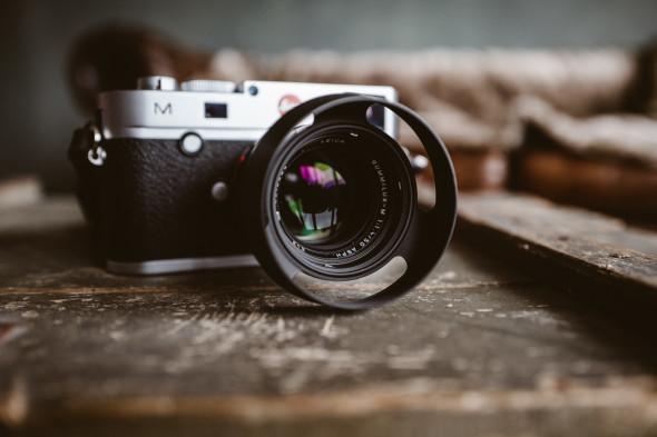Leica M240 + Summilux 50 1.4 Retro Edition