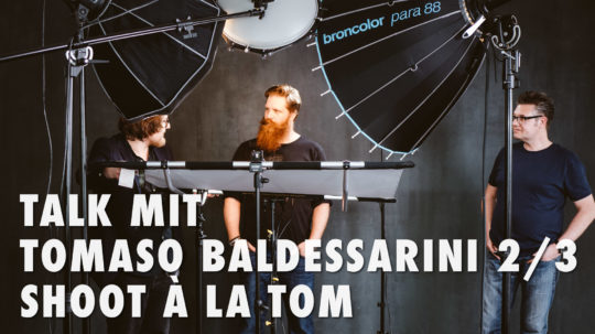 Talk mit Tomaso Baldessarini 2/3