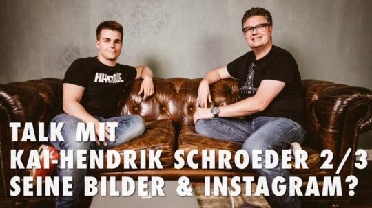 Talk mit Kai-Hendri Schröder 2/3