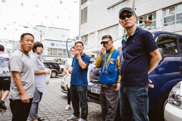 Streetfotografie Busan