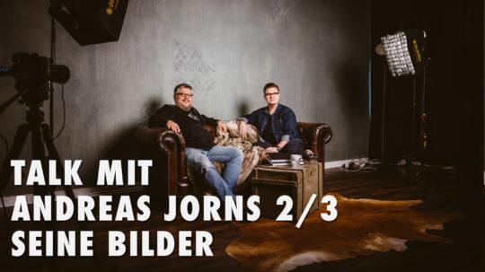 Talk mit Andreas Jorns 2/3