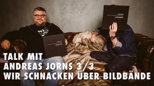 Talk mit Andreas Jorns 3/3