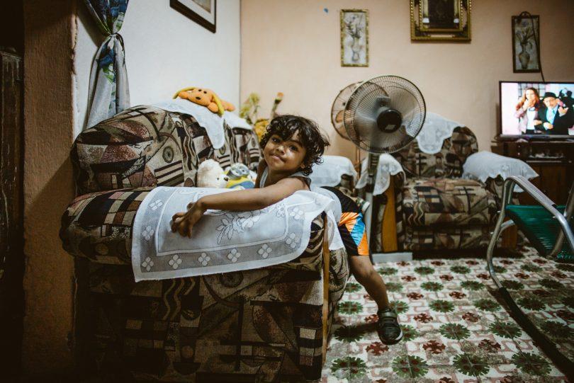 Zuhause bei Omar. Leica M240 + Summilux 21