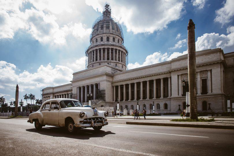 Das Capitol in Havanna. Leica M240 + Summilux 21