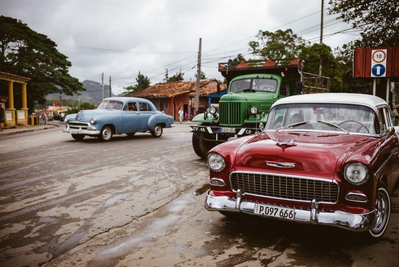 Nicht nur in Havanna sieht man Oldtimer. Leica M240 + Summilux 35