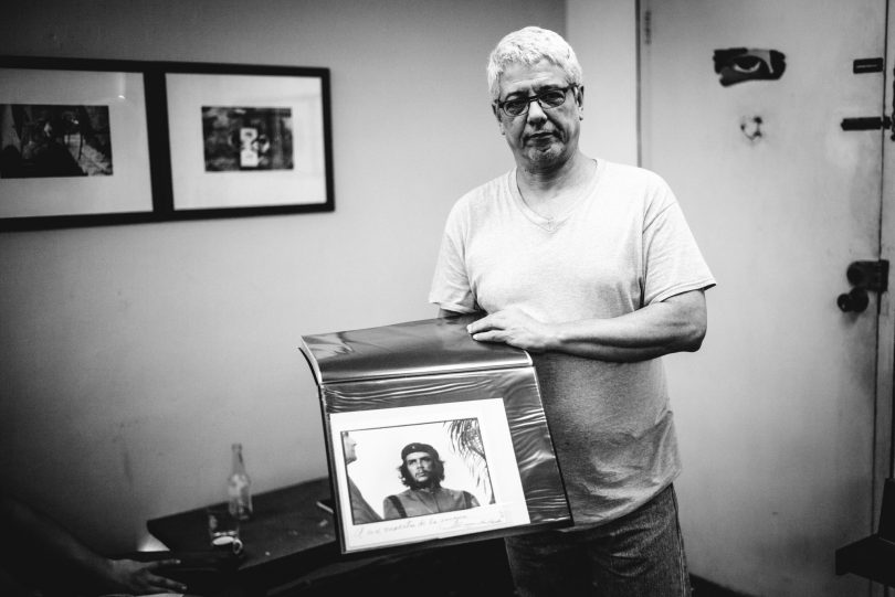 Einer von 20 original Abzügen des ursprünglichen Portraits von Che Guevara
