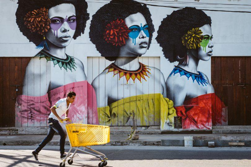 Streetfotografie in Cartagena