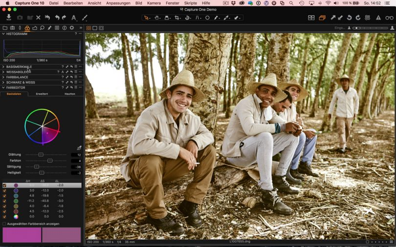 Neues Videotutorial: Capture One Pro – Mein Workflow