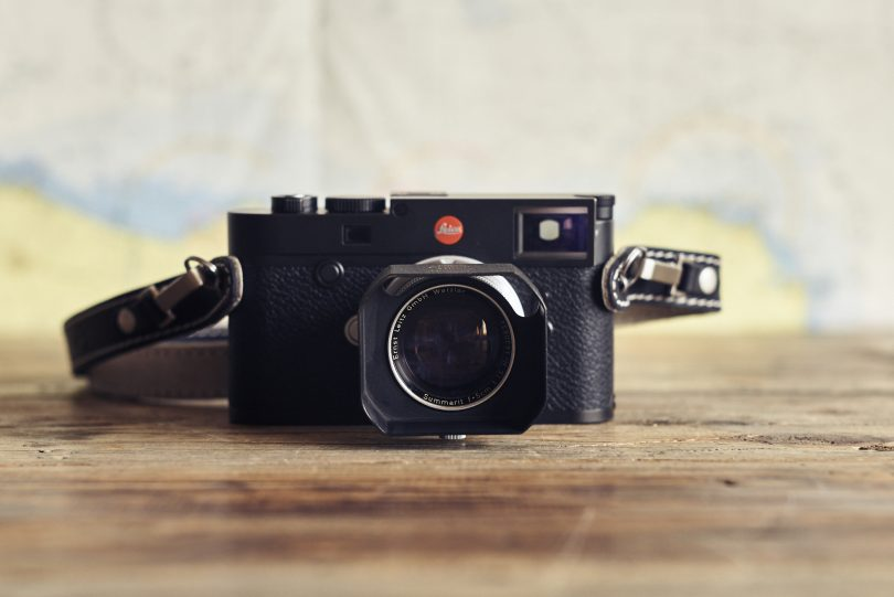 Leica M10 mit Summarit 50mm f/1.5