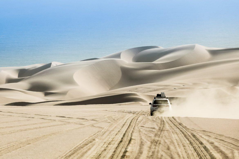 Land Rover Experience Tour 2017, Peru, Atacama-Wüste, Pazifik, Land Rover Discovery